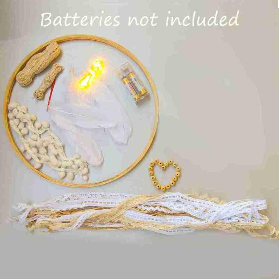 LED Dream Catcher Kit