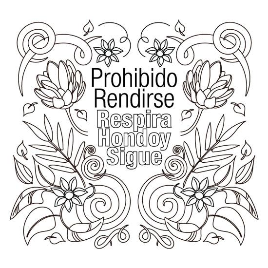 Mandala Con Frase De Motivación Para Imprimir Pdf Y Jpg