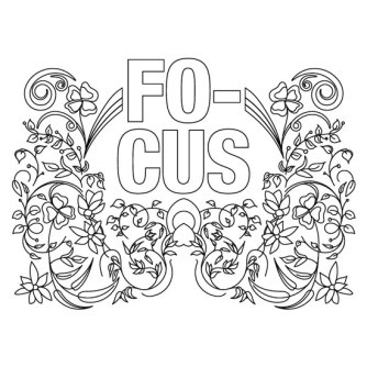 mandala focus