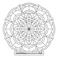 Mas De 100 Mandalas Para Imprimir En Pdf Gratis Y Colorear
