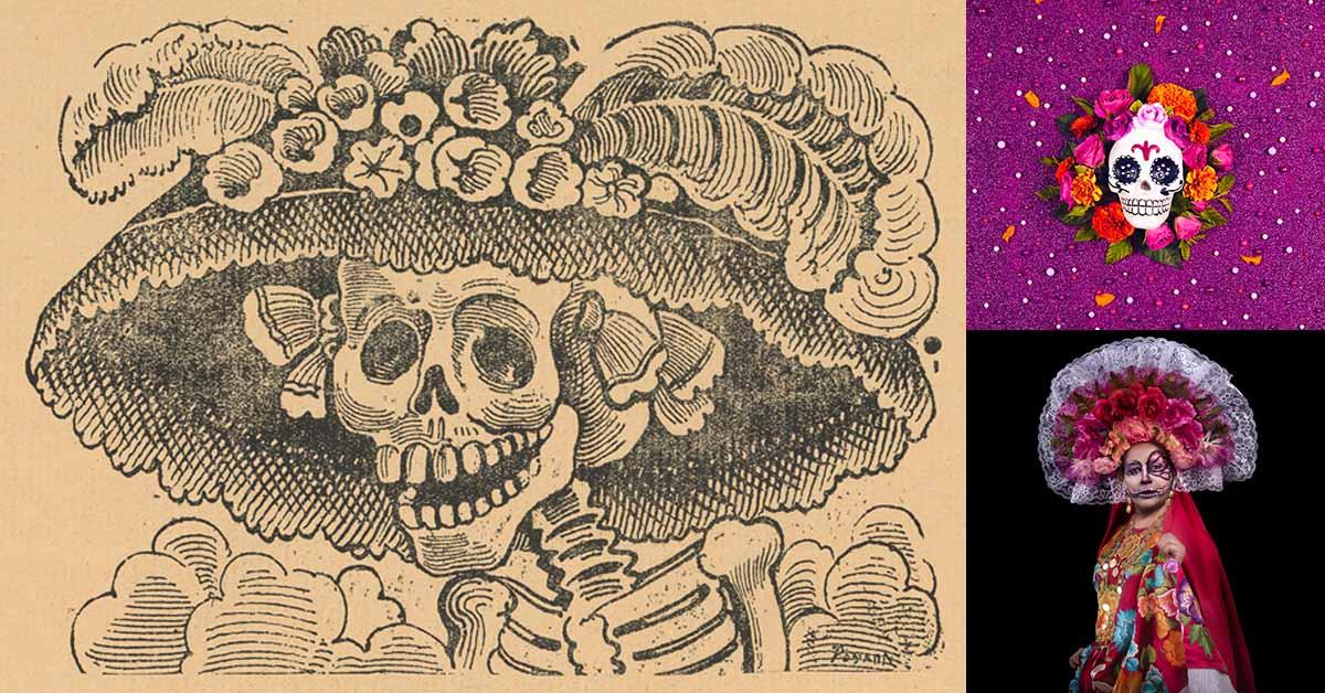 Jose Guadalupe Posada - Calaveras Mexicanas