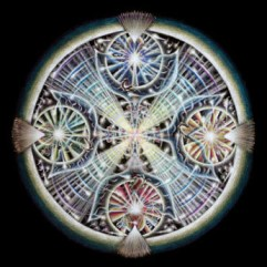 Julia Weaver Mandala