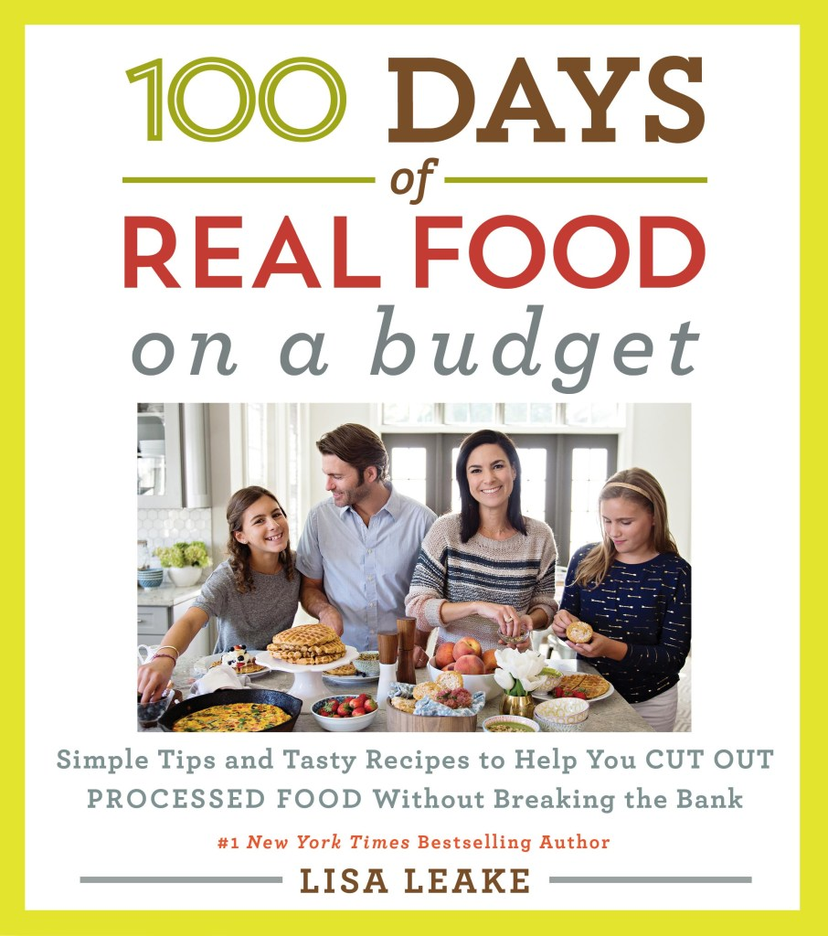 100 Days of Real Food - www.mandamorgan.com