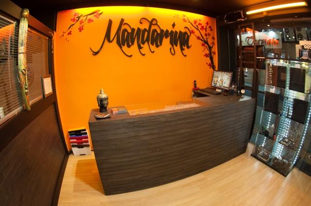 Mandarina Tattoo Studio Recepción 02