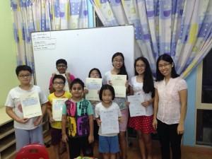 18 Jun 2015 - Children pass HSK mandarin test