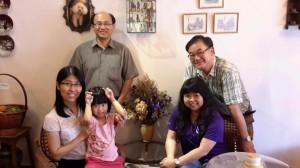 7 May 2016 - Visitors from Guangzhou, China