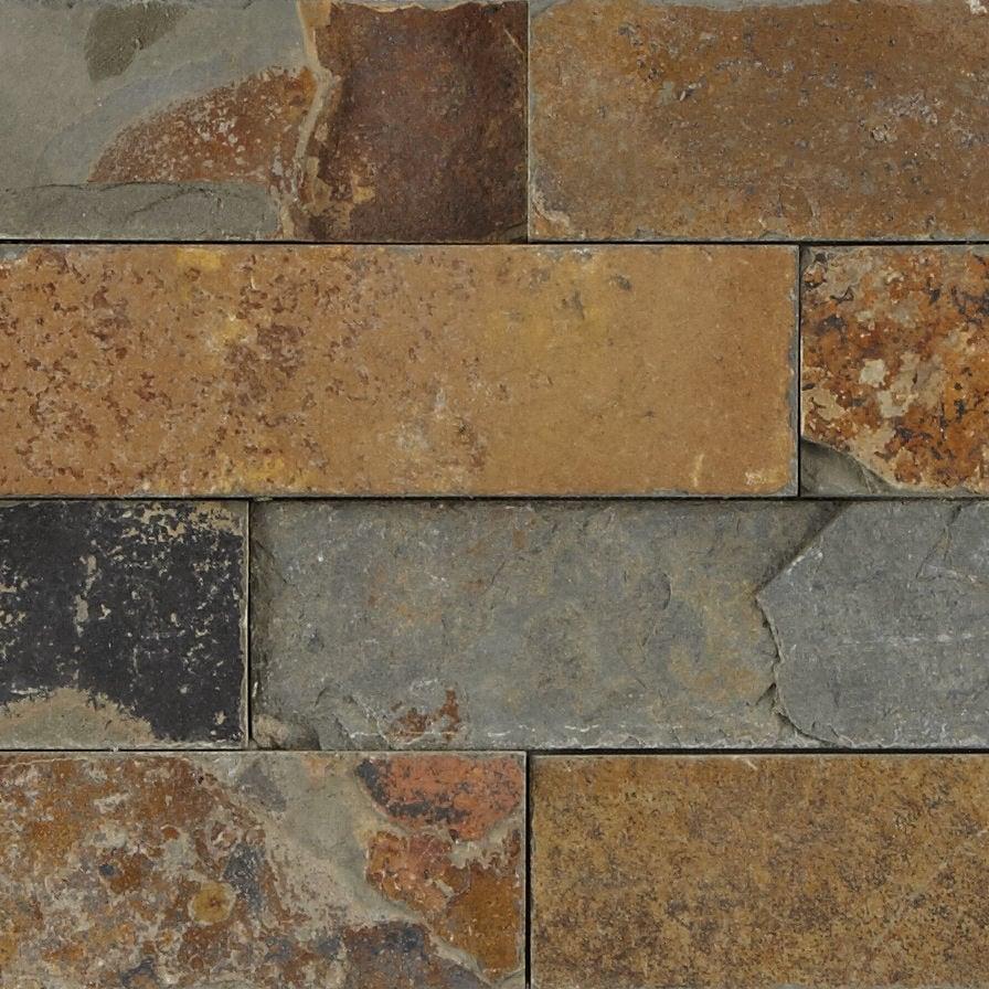 rustic slate maxi splitface tiles mandarin stone