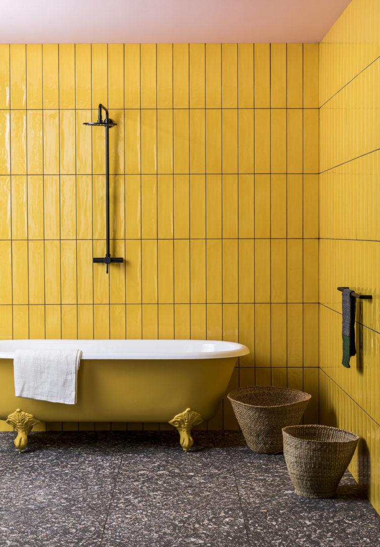 funky fun retro bathroom tiles you ll