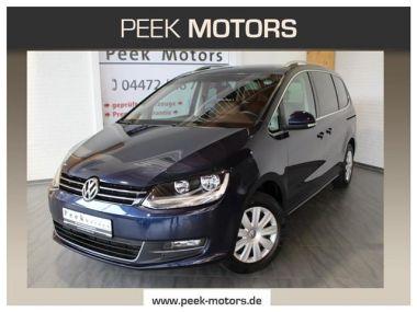 NOUVEAU +++ VW Voiture d'occasion: VW Sharan 2.0 TDI 4Motion BMT Highline Led AHK RNS für 22990 € +++ Les meilleures offres | Minibus/Monospace, 44300 km, 2012, Diesel, 140 CV, Bleu | 136646377 | auto.de