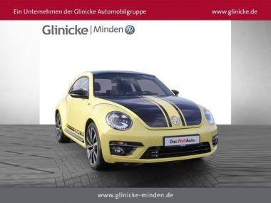 NOUVEAU +++ VW Voiture d'occasion: VW New Beetle Beetle 2,0 TSI Sport GSR DSG R Line für 22800 € +++ Les meilleures offres | Berline, 5100 km, 2014, Essence, 211 CV, Autre | 133220603 | auto.de