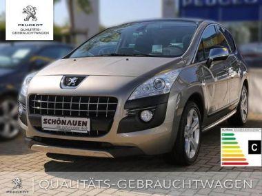 NOUVEAU +++ Peugeot Voiture d'occasion: Peugeot 3008 HDi FAP 160 Automatik Allure Navi für 14470 € +++ Les meilleures offres | 4x4, 101200 km, 2012, Diesel, 163 CV, Gris | 136492378 | auto.de