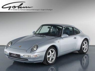 NOUVEAU +++ Porsche Voiture d'occasion: Porsche Carrera 911 993  Coupé für 95900 € +++ Les meilleures offres | Coupé, 58900 km, 1998, Essence, 272 CV, Argent | 133069921 | auto.de