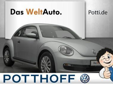NOUVEAU +++ VW Voiture d'occasion: VW New Beetle Beetle 1.6 TDI BMT Komfortpaket PDC Wint für 15443 € +++ Les meilleures offres | Berline, 23018 km, 2014, Diesel, 105 CV, Argent | 132976565 | auto.de