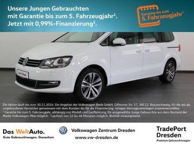 NOUVEAU +++ VW Voiture d'occasion: VW Sharan Highline TDI DSG NAVI XEN LEDER AHK ab 0 für 29389 € +++ Les meilleures offres | Minibus/Monospace, 47103 km, 2015, Diesel, 177 CV, Autre | 134996115 | auto.de