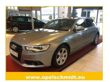 NOUVEAU +++ Audi Voiture d'occasion: Audi A6 Avant 3.0 TDI DPF quattro S tronic für 30950 € +++ Les meilleures offres | Break, 81968 km, 2014, Diesel, 204 CV, Gris | 137617867 | auto.de