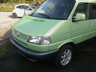 NOUVEAU +++ VW Voiture d'occasion: VW T4 Bus Multivan Topstar +++AT-Motor vor 250 für 10990 € +++ Les meilleures offres | Minibus/Monospace, 320974 km, 1998, Diesel, 102 CV, Vert | 132840972 | auto.de