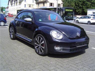 NOUVEAU +++ VW Voiture d'occasion: VW New Beetle The 2.0 TSI 200 PS, DSG=Automatik,Navi,L für 13440 € +++ Les meilleures offres | Berline, 111000 km, 2012, Essence, 200 CV, Noir | 131232076 | auto.de