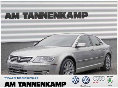 NOUVEAU +++ VW Voiture d'occasion: VW Phaeton 3.0 V6 TDI 4Motion Tiptronic Navi Leder für 28630 € +++ Les meilleures offres | Berline, 90808 km, 2009, Diesel, 239 CV, Argent | 132186138 | auto.de
