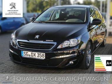 NOUVEAU +++ Peugeot Voiture d'occasion: Peugeot 308 SW BlueHDi 150 EAT6 S/S Business-Line Na für 24970 € +++ Les meilleures offres   Break, 1000 km, 2016, Diesel, 150 CV, Noir   136597003   auto.de