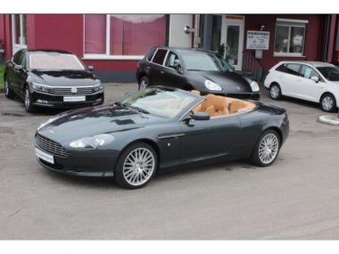 NOUVEAU +++ Aston Martin Voiture d'occasion: Aston Martin DB9 DB 9 Roadster Roadster für 89999 € +++ Les meilleures offres | Cabriolet/Décapotable, 22500 km, 2010, Essence, 476 CV, Autre | 134350224 | auto.de