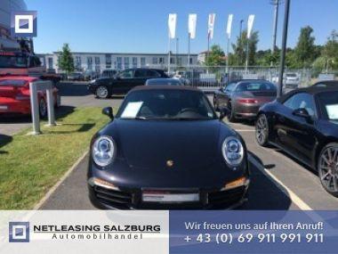NOUVEAU +++ Porsche Voiture d'occasion: Porsche Carrera 911 991  Cabrio PDK Sport Chrono Espress für 97800 € +++ Les meilleures offres | Cabriolet/Décapotable, 21400 km, 2013, Essence, 349 CV, Noir | 135875617 | auto.de