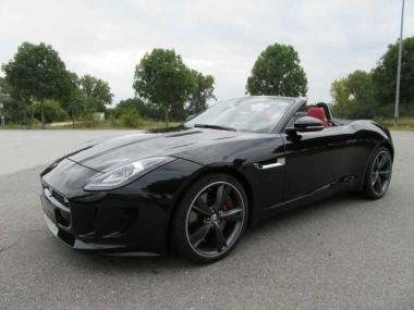 NOUVEAU +++ Jaguar Voiture d'occasion: Jaguar E-Type F-Type Cabriolet Aut. S für 62990 € +++ Les meilleures offres | Cabriolet/Décapotable, 15700 km, 2013, Essence, 381 CV, Noir | 130109851 | auto.de