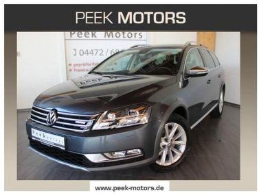 NOUVEAU +++ VW Voiture d'occasion: VW Passat Variant Alltrack 2.0 TDI DSG 4 Motion RN für 24490 € +++ Les meilleures offres | Break, 53200 km, 2013, Diesel, 177 CV, Gris | 135815181 | auto.de