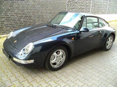 NOUVEAU +++ Porsche Voiture d'occasion: Porsche Carrera 911 ( 993 )  4 Coupe für 59985 € +++ Les meilleures offres | Coupé, 120800 km, 1995, Essence, 272 CV, Bleu | 135558709 | auto.de