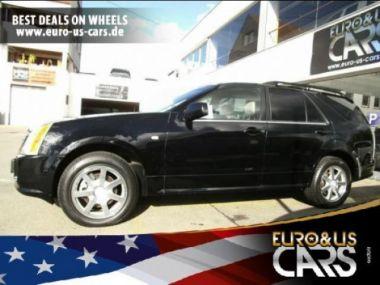 NOUVEAU +++ Cadillac Voiture d'occasion: Cadillac SRX 3.6 V6 AWD Sport Luxury für 11990 € +++ Les meilleures offres | 4x4, 134000 km, 2005, Essence, 258 CV, Noir | 135399419 | auto.de