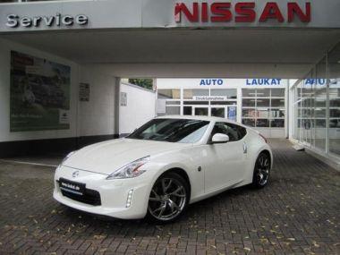 NOUVEAU +++ Nissan Voiture d'occasion: Nissan 370 Z 370 Z COUPE PACK NAVI / LEDER / 19 RAYS  für 28489 € +++ Les meilleures offres | Coupé, 48227 km, 2013, Essence, 328 CV, Blanc | 136045225 | auto.de