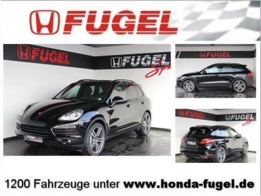 NOUVEAU +++ Porsche Voiture d'occasion: Porsche Cayenne S Diesel Tiptronic/Panorama/PCM/Luft für 59999 € +++ Les meilleures offres | 4x4, 55999 km, 2013, Diesel, 382 CV, Noir | 133205541 | auto.de