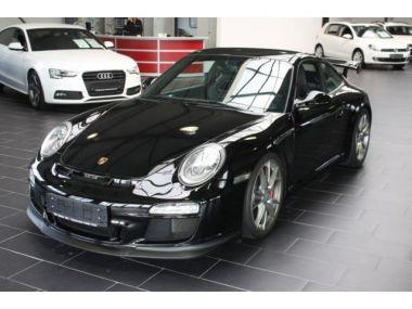 NOUVEAU +++ Porsche Voiture d'occasion: Porsche 911 GT3 3,8 für 118000 € +++ Les meilleures offres | Coupé, 94000 km, 2009, Essence, 435 CV, Noir | 131323601 | auto.de