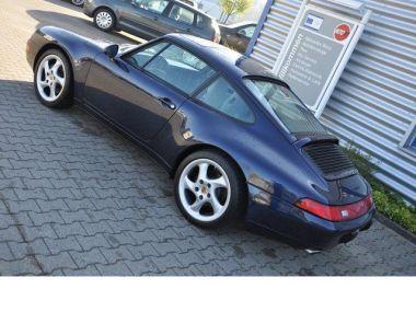 NOUVEAU +++ Porsche Voiture d'occasion: Porsche Carrera 993  2 Coupe 6-Gang Leder Klima Temp.etc für 69999 € +++ Les meilleures offres | Coupé, 147500 km, 1995, Essence, 272 CV, Bleu | 133441992 | auto.de