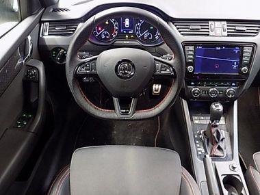 NOUVEAU +++ Skoda Voiture d'occasion: Skoda Octavia III Combi RS 2,0 TDI DSG Panorama AHK für 29950 € +++ Les meilleures offres | Break, 17600 km, 2016, Diesel, 184 CV, Noir | 137631936 | auto.de