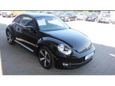 NOUVEAU +++ VW Voiture d'occasion: VW New Beetle Beetle 2.0 TSI DSG Sport für 15190 € +++ Les meilleures offres | Berline, 88600 km, 2012, Essence, 200 CV, Noir | 132086915 | auto.de