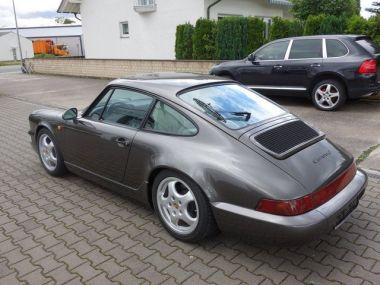 NOUVEAU +++ Porsche Voiture d'occasion: Porsche Carrera 964  2 Coupe für 59900 € +++ Les meilleures offres | Coupé, 62500 km, 1990, Essence, 250 CV, Gris | 135632316 | auto.de