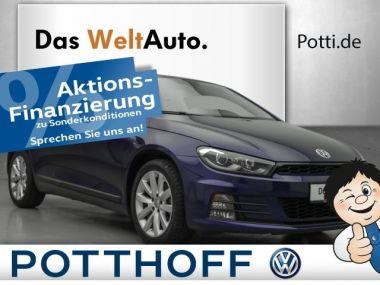 NOUVEAU +++ VW Voiture d'occasion: VW Scirocco 1.4 TSI BMT Sport Xenon Navi (Klima) für 18221 € +++ Les meilleures offres | Coupé, 11698 km, 2015, Essence, 125 CV, Bleu | 132976547 | auto.de