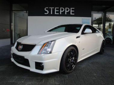 NOUVEAU +++ Cadillac Voiture d'occasion: Cadillac CTS -V Coupe 6,2 MT Supercharged Europamod.2 für 48750 € +++ Les meilleures offres | Coupé, 31912 km, 2013, Essence, 564 CV, Autre | 137381963 | auto.de
