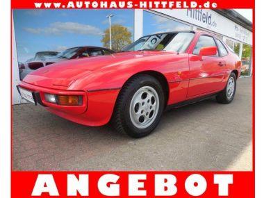 NOUVEAU +++ Porsche Voiture d'occasion: Porsche 924 S Automatik - HU neu !! für 9450 € +++ Les meilleures offres | Coupé, 178000 km, 1987, Essence, 160 CV, Rouge | 137353781 | auto.de