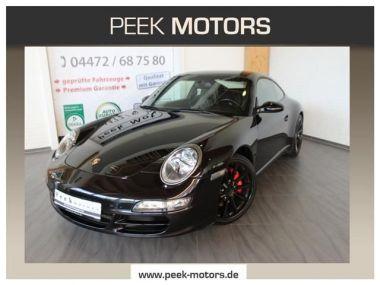 NOUVEAU +++ Porsche Voiture d'occasion: Porsche 911 (997) 997Carrera S Tiptronic Xenon Navi  für 45890 € +++ Les meilleures offres | Coupé, 65900 km, 2006, Essence, 355 CV, Noir | 135560000 | auto.de