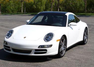NOUVEAU +++ Porsche Voiture d'occasion: Porsche 911 Targa Targa 4S für 41900 € +++ Les meilleures offres | Coupé, 20000 km, 2008, Essence, 355 CV, Blanc | 137104557 | auto.de