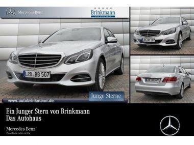 NOUVEAU +++ Mercedes-Benz Voiture d'occasion: Mercedes-Benz E 200 BlueTEC Limousine Elegance Navi/SHD/LED für 33880 € +++ Les meilleures offres | Berline, 9500 km, 2016, Diesel, 136 CV, Argent | 133671011 | auto.de