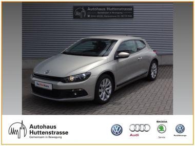 NOUVEAU +++ VW Voiture d'occasion: VW Scirocco 1.4 TSI Xenon PDC für 9940 € +++ Les meilleures offres | Coupé, 71300 km, 2009, Essence, 122 CV, Argent | 135698728 | auto.de