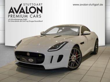 NOUVEAU +++ Jaguar Voiture d'occasion: Jaguar E-Type F-Type R Coupé für 94950 € +++ Les meilleures offres | Coupé, 11522 km, 2015, Essence, 551 CV, Blanc | 128532030 | auto.de
