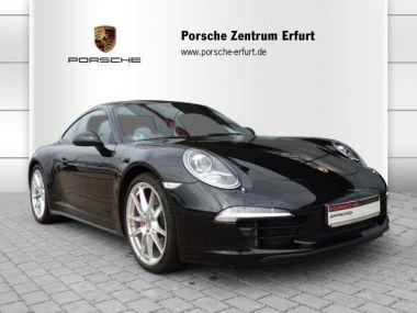 NOUVEAU +++ Porsche Voiture d'occasion: Porsche Carrera 991 911  4S/Sportabgas/Sitzlüftung/Bose für 109890 € +++ Les meilleures offres | Coupé, 21900 km, 2015, Essence, 400 CV, Noir | 134227003 | auto.de