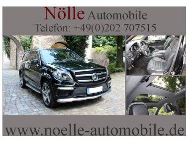 NOUVEAU +++ Mercedes-Benz Voiture d'occasion: Mercedes-Benz GL 320 GL 63 AMG Nachtsicht Pano Active Curve N für 79900 € +++ Les meilleures offres | 4x4, 99000 km, 2012, Essence, 557 CV, Noir | 136222642 | auto.de