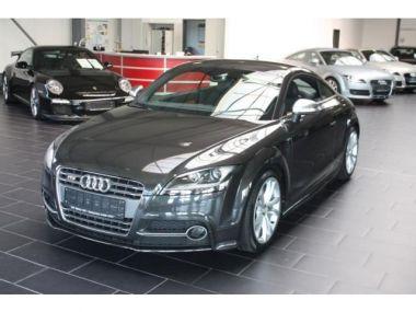NOUVEAU +++ Audi Voiture d'occasion: Audi TTS Coupe S tronic Navigation Xenon für 29900 € +++ Les meilleures offres | Coupé, 40000 km, 2012, Essence, 272 CV, Gris | 136153660 | auto.de