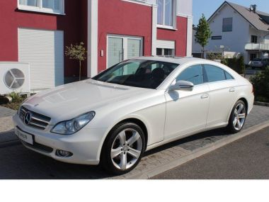NOUVEAU +++ Mercedes-Benz Voiture d'occasion: Mercedes-Benz CLS 350 CGI *PDC*Navi*Leder*Automatik* für 27690 € +++ Les meilleures offres   Berline, 62000 km, 2011, Essence, 292 CV, Autre   135177506   auto.de