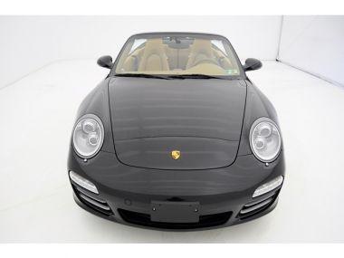 NOUVEAU +++ Porsche Voiture d'occasion: Porsche 911 Carrera 4S Cabriolet  für 41900 € +++ Les meilleures offres | Cabriolet/Décapotable, 25000 km, 2009, Essence, 385 CV, Noir | 137022200 | auto.de