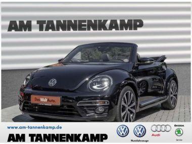 NOUVEAU +++ VW Voiture d'occasion: VW New Beetle Cabrio Beetle Cabriolet 2.0 TSI BMT DSG R-LINE  für 32930 € +++ Les meilleures offres | Cabriolet/Décapotable, 40047 km, 2015, Essence, 220 CV, Noir | 135690745 | auto.de